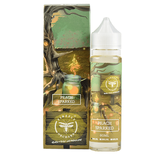 Firefly Orchard eJuice - Lemon Elixirs - Peach Sparked - 60ml - Wholesale on the Top Vape Products and eJuices - eJuices.co