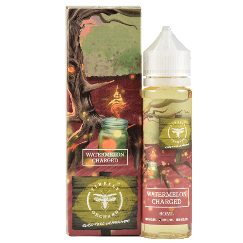 Firefly Orchard eJuice - Lemon Elixirs - Watermelon Charged - 60ml - Wholesale on the Top Vape Products and eJuices - eJuices.co