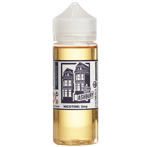 Frisco Vapor - Ashbury - 120ml - Wholesale on the Top Vape Products and eJuices - eJuices.co
