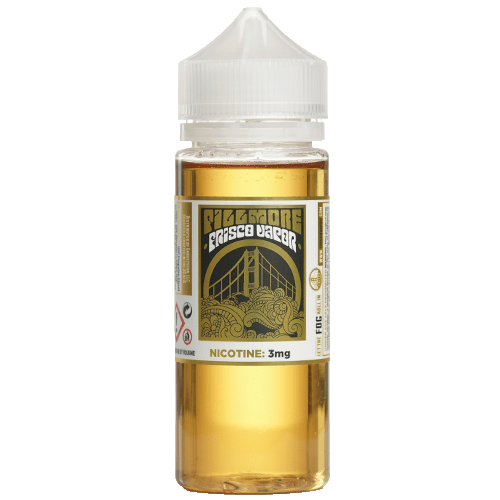 Frisco Vapor - Filmore - 120ml - Wholesale on the Top Vape and eJuices - eJuices.co