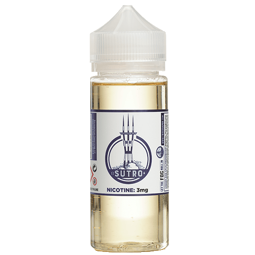 Frisco Vapor - Sutro - 120ml - Wholesale on the Top Vape and eJuices - eJuices.co