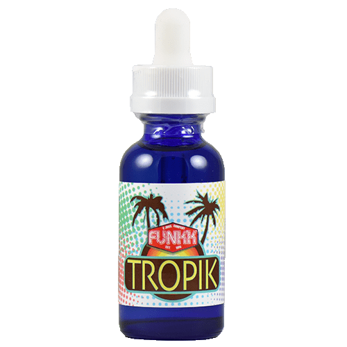 Funkk Original E-Juice - Tropik - 120ml - Wholesale on the Top Vape and eJuices - eJuices.co