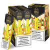 Gorilla Fruits Bar - Disposable Vape Device - Case of Banana Custard (10 Pack)
