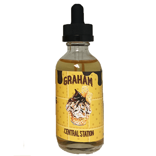 Graham Central Station E-Juice - 120ml - 120ml / 12mg