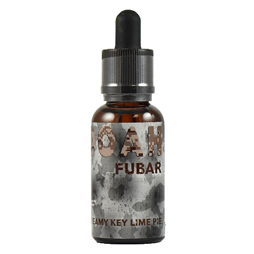 HOOAH E-Liquid - FUBAR - 30ml - Wholesale on the Top Vape Products and eJuices - eJuices.co