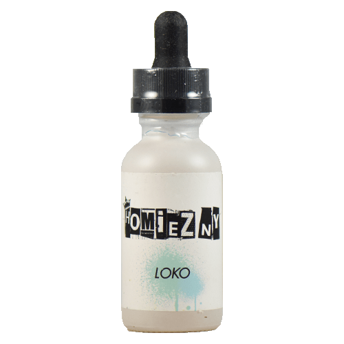 Homiez NY E-Liquid - Loko - 30ml - 30ml / 0mg