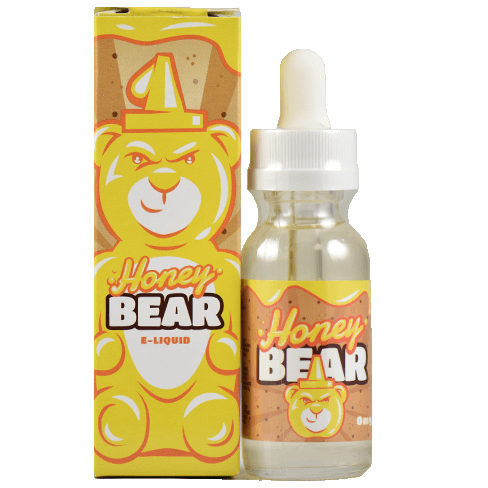 Honey Bear E-Liquid - 30ml - Wholesale on the Top Vape Products and eJuices - eJuices.co