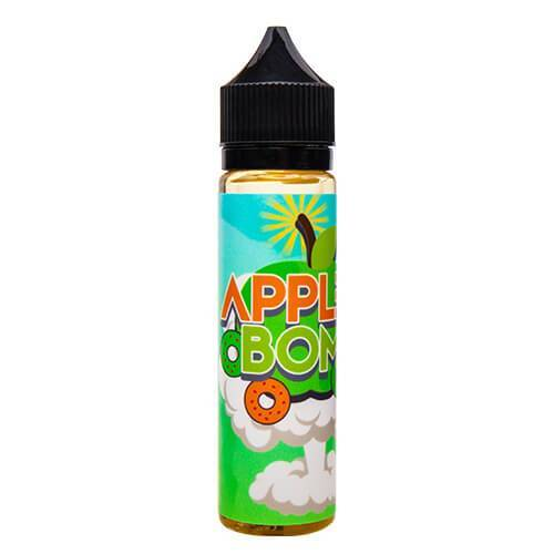 In Your Face Eliquids - Apple Bomb - 50ml - 50ml / 6mg
