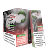 Innevape eLiquids - Disposable Vape Device - Case of Whatamelon Menthol (10 Pack)