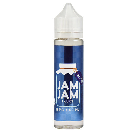 Jam Jam By Blaq Vapors - Boysenberry Jam - 60ml - 60ml / 0mg