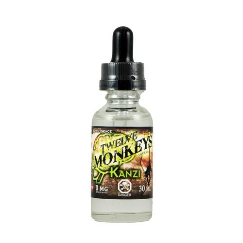 Twelve Monkeys Vapor - Kanzi - 30ml - Wholesale on the Top Vape and eJuices - eJuices.co