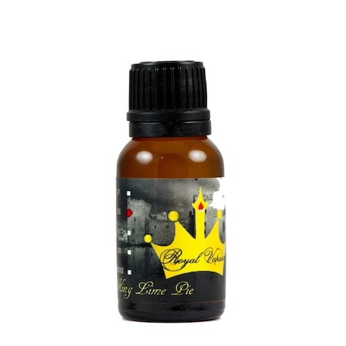 Royal Vapour - Key Lime Pie - 15ml - Wholesale on the Top Vape and eJuices - eJuices.co