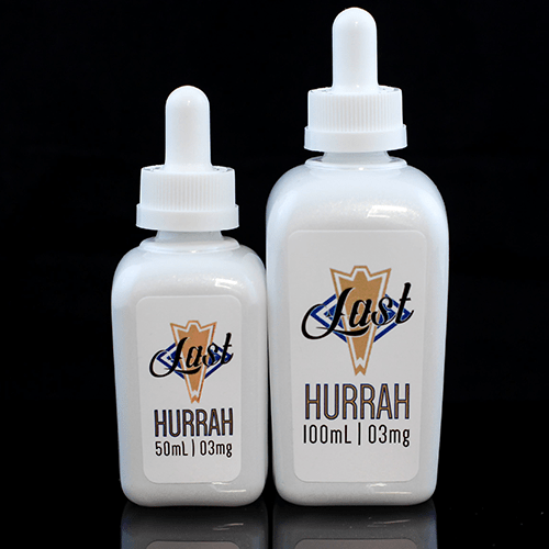 Last Eliquid - Hurrah - 100ml - Wholesale on the Top Vape and eJuices - eJuices.co