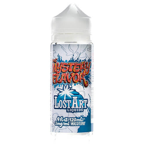 Lost Art Liquids - The Mystery Flavor - 120ml - Wholesale on the Top Vape Products and eJuices - eJuices.co