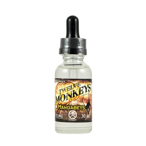 Twelve Monkeys Vapor - Mangabeys - 30ml - Wholesale on the Top Vape Products and eJuices - eJuices.co