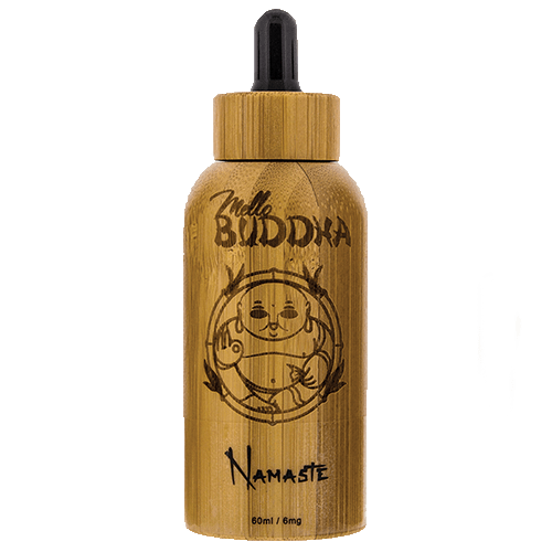 Mello Buddha E-Juice - Namaste - 60ml - Wholesale on the Top Vape and eJuices - eJuices.co