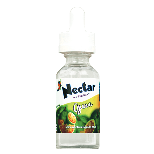 Nectar Eliquids - Guava - 30ml - Wholesale on the Top Vape Products and eJuices - eJuices.co