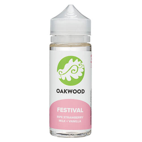 Oakwood Vapor - Festival - 120ml - 120ml / 0mg