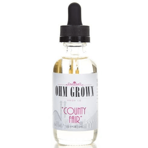 "Ohm Grown Vapor Co. - ""County Fair"" - 60ml - Wholesale on the Top Vape Products and eJuices - eJuices.co"
