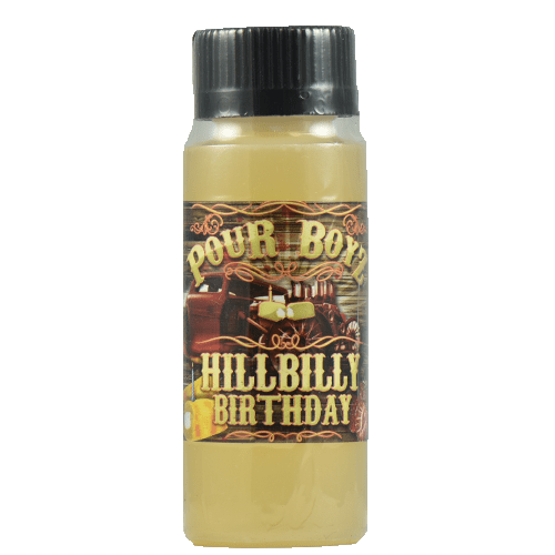 Pour Boyz E-Liquid - Hillbilly Birthday - 60ml - 60ml / 0mg