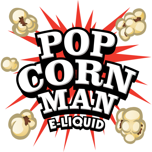 Popcorn Man E-Liquid - Sample Pack - 30ml / 6mg