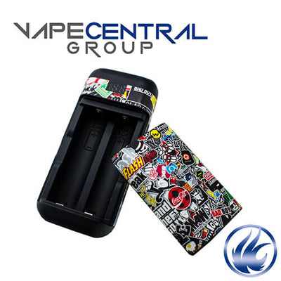 Portable Battery Charger Wrap by VCG Customs