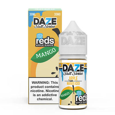 Reds Apple EJuice SALT - Reds Mango ICED - 30ml