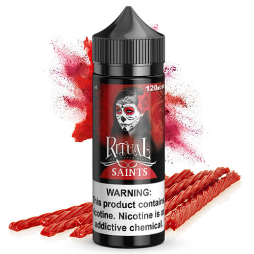Ritual Craft Vapor Liquid - SAINTS - 120ml