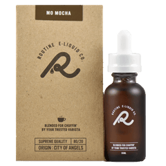Routine E-Liquid Co. - Wholesale on the Top eJuices and Vape Hardware - eJuices.co