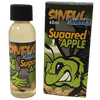 Sinful Sweetz E-Liquid - Sugared Apple - 60ml - Wholesale on the Top Vape and eJuices - eJuices.co