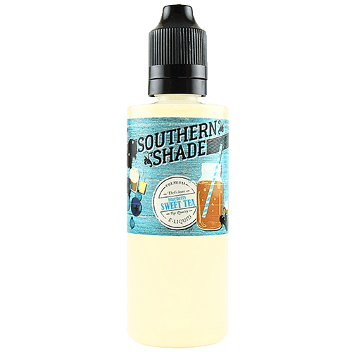Southern Shade eJuice - Blueberry Sweet Tea - 60ml - Wholesale on the Top Vape and eJuices - eJuices.co