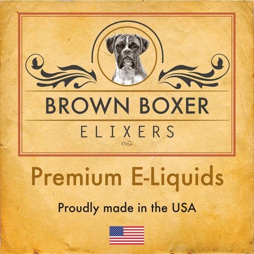 Brown Boxer Elixers - Sample Pack - Wholesale on the Top Vape and eJuices - eJuices.co
