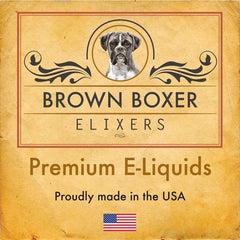 Brown Boxer Elixers - Wholesale on the Top eJuices and Vape Hardware - eJuices.co