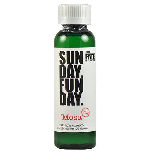 Sunday Funday by Fate Liquid - Mimosa - 60ml - Wholesale on the Top Vape and eJuices - eJuices.co