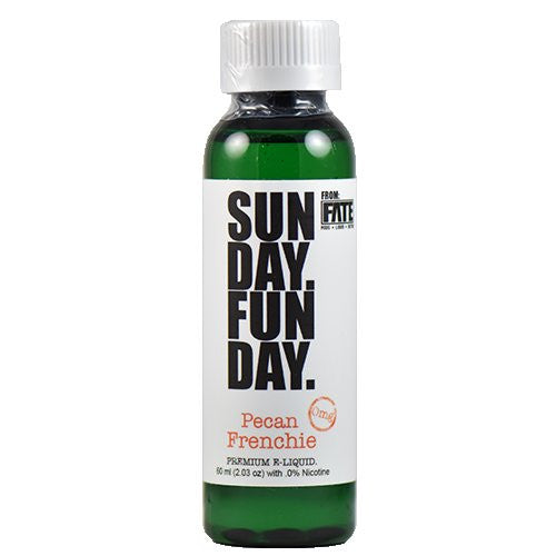 Sunday Funday by Fate Liquid - Pecan Frenchie - 60ml - Wholesale on the Top Vape Products and eJuices - eJuices.co