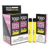 TWST TOGO - Disposable Vape Device - Case of Bubblegrape (10x2 Pack)