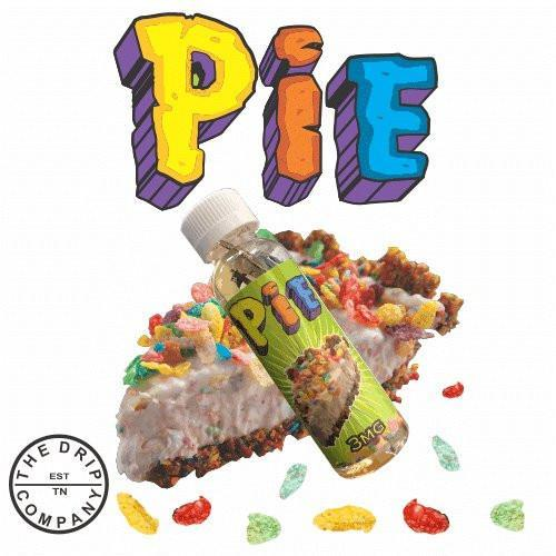 The Drip Company eJuice - Pie - 60ml - Wholesale on the Top Vape Products and eJuices - eJuices.co