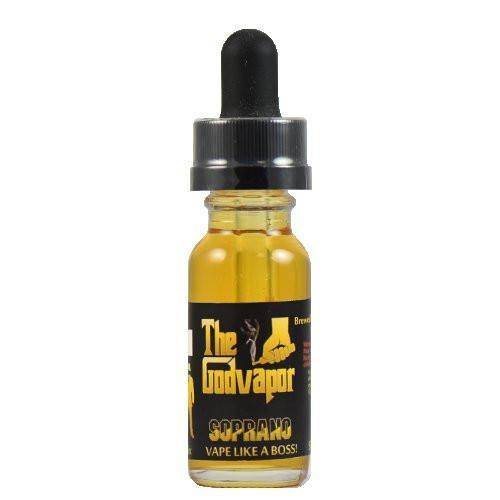 The GodVapor - Soprano - 15ml - Wholesale on the Top Vape and eJuices - eJuices.co