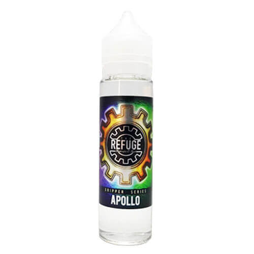 The Refuge Handcrafted E-Liquid - Apollo - 120ml - Wholesale on the Top Vape Products and eJuices - eJuices.co