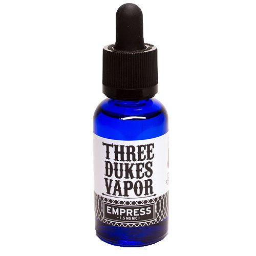 Three Dukes Vapor - Empress - 120ml - Wholesale on the Top Vape Products and eJuices - eJuices.co