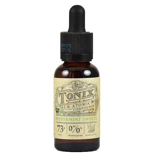 Tonix by Element - Peppermint - 30ml - Wholesale on the Top Vape Products and eJuices - eJuices.co