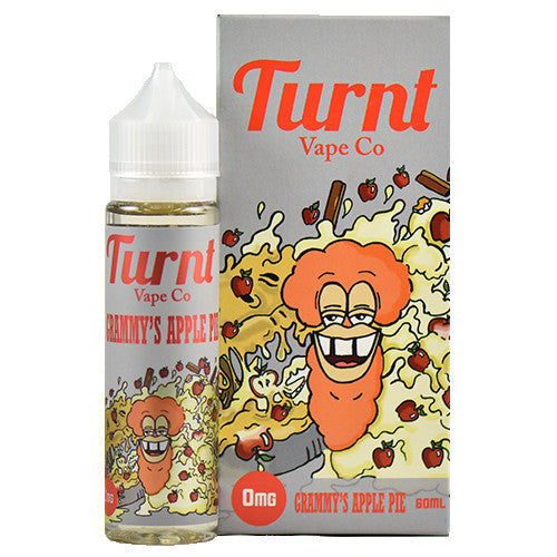 Turnt Vape Co. - Grammy's Apple Pie - 30ml - Wholesale on the Top Vape Products and eJuices - eJuices.co
