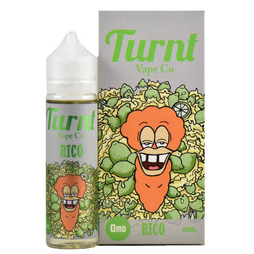 Turnt Vape Co. - Rico - 30ml - Wholesale on the Top Vape Products and eJuices - eJuices.co