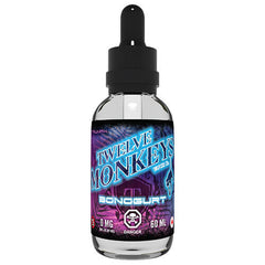 Twelve Monkeys Vapor - Wholesale on the Top eJuices and Vape Hardware - eJuices.co