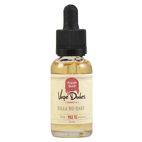 Vape Dudes eJuice - 'Nilla No-Bake - 30ml - Wholesale on the Top Vape Products and eJuices - eJuices.co