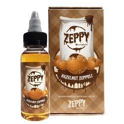 Vape Zeppy Brand Liquid - Hazelnut Zeppoli - 60ml - Wholesale on the Top Vape Products and eJuices - eJuices.co