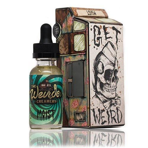 Weirdos Creamery E-Juice - Moist - 30ml - Wholesale on the Top Vape Products and eJuices - eJuices.co