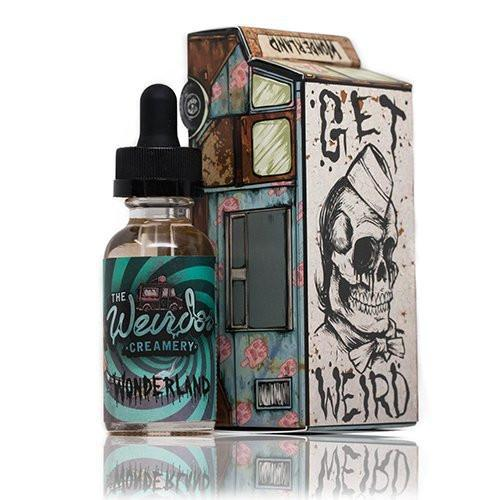 Weirdos Creamery E-Juice - Wonderland - 30ml - Wholesale on the Top Vape Products and eJuices - eJuices.co