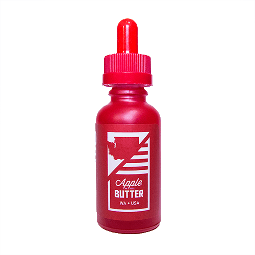Liquid State Vapors - Apple Butter - 60ml - 60ml / 0mg