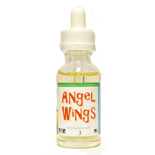 Holy Cow eJuice - Angel Wings - 30ml - 30ml / 0mg